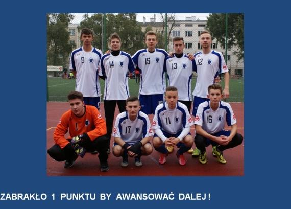 Jesienny Mokotowski Turniej Piłki Nożnej