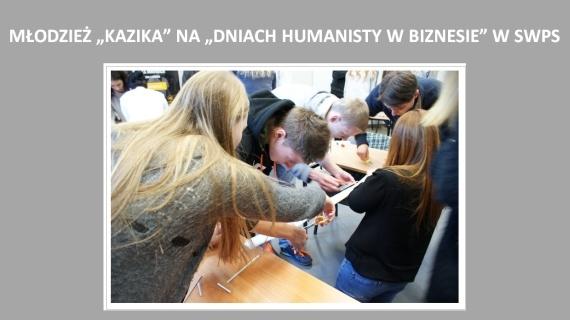 Dni humanisty w biznesie w SWPS