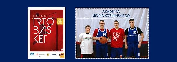Turniej koszykarski Trio 2016